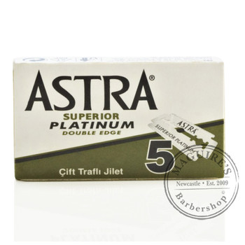 Astra Superior Platinum Razorblades