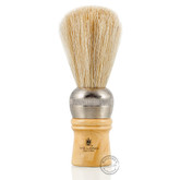 Vie-Long 4102 Mix Bristle and White Horse Hair Professional Shaving Brush