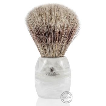 Vie-Long 14830 Mix Badger and Horse Hair Shaving Brush