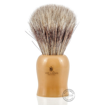Vie-Long 14092 Mix Badger and Horse Hair Shaving Brush