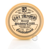 Geo F Trumper Almond Soft Shaving Soap Pot - 200g