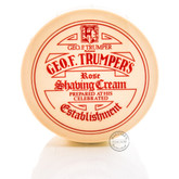 Geo F Trumper Rose Soft Shaving Soap Pot - 200g