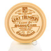 Geo F Trumper Coconut Oil Soft Shaving Soap Pot - 200g