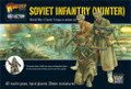 BA-85 WWII Soviet Infantry Winter