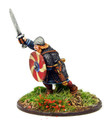SAGA-142  Anglo-Saxon Warlord  on Foot w/ Sword