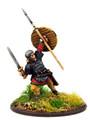 SAGA-132 Angle-Saxon Warlord  w/Spear(Foot)