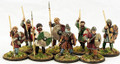 SAGA-134  Anglo-Saxon Ceorls Warriors