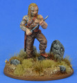 SAGA-351  Saxon Warlord on Foot holding sword