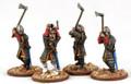 SAGA-105  Vaarangian Guard Axemen