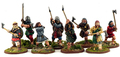 SAGA-205  Norse Gael Warriors w/ Axe