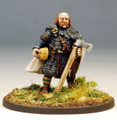 SAGA-99  Anglo-Danish Warlord on Foot Standing