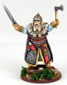 SAGA-140 Jomsvikings Warlord on Foot
