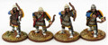 SAGA-225  Byzantine Toxatoi Warriors w/ Bow