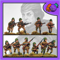 BAD-25 Female Soviet Infantry Squad