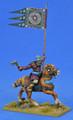 WB-05 Saracen WarBanner Mounted