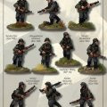 ART-28  German Infantry Squad