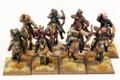SAGA-443  Hun Warriors Mounted