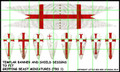 LBM-136 Templar Banner & Shield Sheet