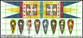 LBM-152 Norman Banner & Shield Sheet