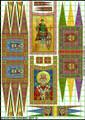LBM-155 Byzantine Banner Sheet 2