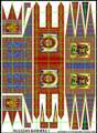 LBM-157 Russian Banner Sheet