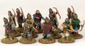 SAGA-343 Princedom City Militia Archers (Levy)