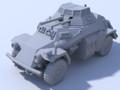 BLITZ-37 Sdkfz.222 Armoured Car