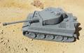 BLITZ-61 Tiger I Early Production Zimmerit
