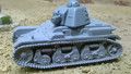 BLITZ-142  R35 Light Tank
