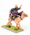 SAGA-341 Mongol War Drummer on Camel