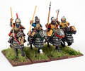 SAGA-342  Mongol Hearthguards (1 points)