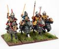 SAGA-342  Mongol Hearthguards (1 points)