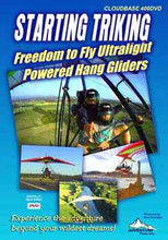Realize your dream of flying, Today! This program is a great introduction to learning to flying a weight-shift trike.