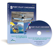 Sport Pilot & CFI Applicant Checkride DVD
