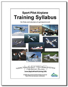 Sport and Private Pilot Training Syllabus - Airplane