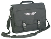ASA's Flight Bags bring pilot gear to a new level — they're among the most functional pilot bags available, classy enough to be taken straight from the airplane to the boardroom.