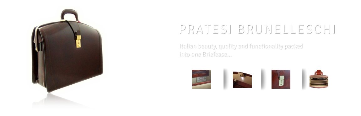 italian leather briefcases