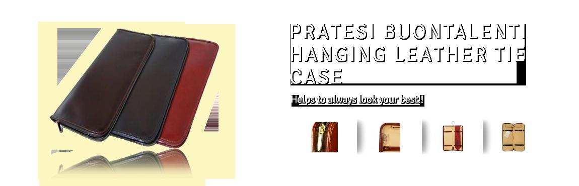 Pratesi-Buontalenti-Hanging-Leather-Tie-Case