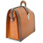 Brunelleschi Bruce Grande Briefcase for Laptop - Brown side View