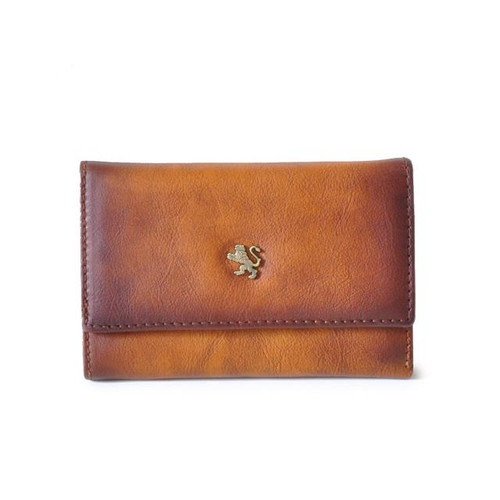 Museo San Marco: Bruce Range Collection – Italian Calf Leather Tri-Fold Wallet
