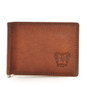 Casa Buonarroti: Bruce Range Collection – Italian Calf Leather Bi-Fold Flap Men's Wallet