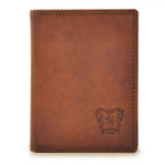 Galleria Corsini: Bruce Range Collection – Italian Calf Leather Men's Wallet