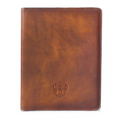 iPad 4 Cover: Bruce Range Collection – Italian Calf Leather iPad Case in Brown