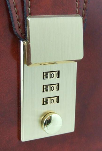 Lock for replacement - Brass