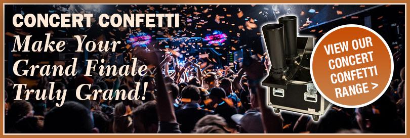 Confetti, Streamers, Party Confetti, Decorating Confetti & Confetti Launchers