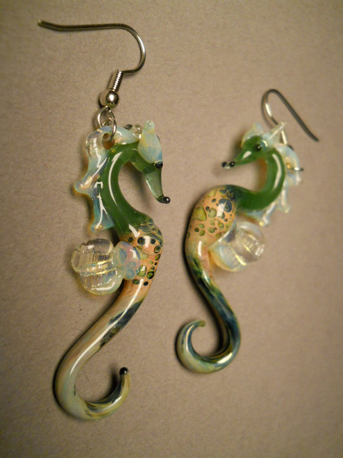 Sea Horse Earrings