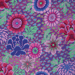 Kaffe Fassett Dream - purple Spring 2015