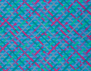 Mad Plaid Brandon Mably Colour: Turquoise