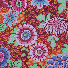 Kaffe Fassett Dream - red Spring 2015