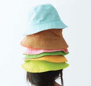 Reversible Bucket Hat, Free Download, Oliver + S